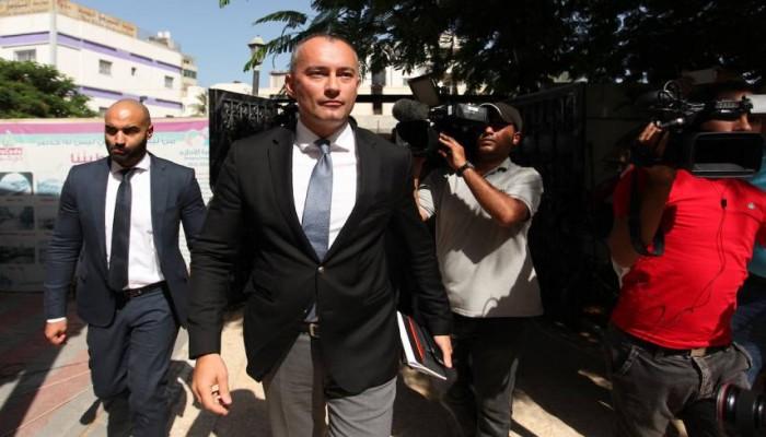 ميلادينوف يتوجه لمصر للتهدئة بين إسرائيل والمقاومة بغزة