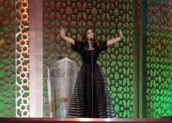 أصالة تختتم الدورة 28 لمهرجان الموسيقى العربية بمصر