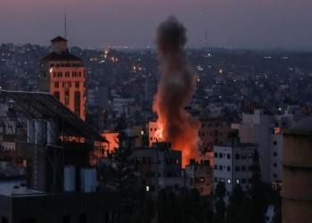 جيش الاحتلال: إطلاق 220 قذيفة من غزة تم اعتراض 90% منها
