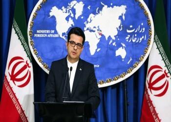 إيران: نسعى بكل طاقتنا لخلق أجواء للحوار بين دول المنطقة