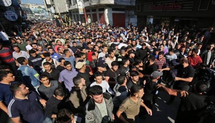 غزة.. 22 شهيدا حتى ظهر الأربعاء وإسرائيل تصعد قصفها
