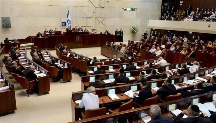 طرد نائب عربي ومغادرة آخرين إثر خطاب لنتنياهو بالكنيست