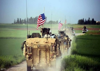 الجيش الأمريكي يخلي قاعدة بريف حلب الشمالي ويدمرها