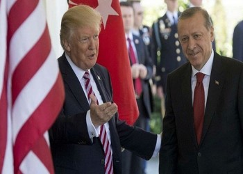 ترامب يلتقي أردوغان في واشنطن ويشيد باتفاقهما حول سوريا