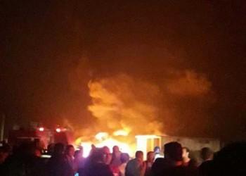 كارثة جديدة بمصر.. 6 قتلى و15 مصابا في انفجار خط بترول