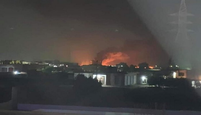 مصر.. مصرع وإصابة العشرات في انفجار خط بترول داخل قرية (فيديو وصور)