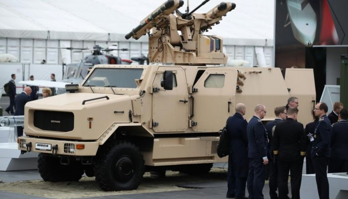 ألمانيا صدرت أسلحة بـ 8 مليارات دولار في 2019