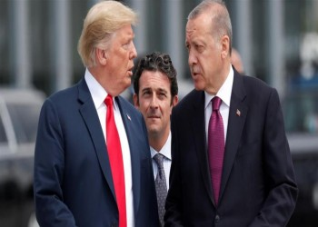 أردوغان لترامب: السيطرة بمنطقة سوريا الآمنة يجب أن تكون تركية