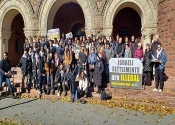 موقف محرج للقنصل الإسرائيلي بنيويورك في جامعة هارفارد الأمريكية