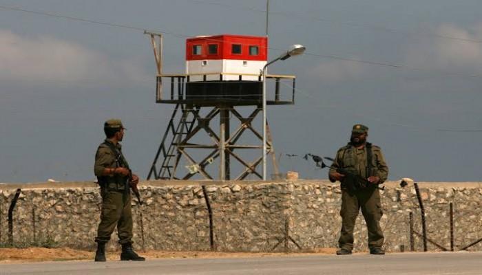 داخلية غزة تحبط محاولة تسلل 3 أشخاص لمصر