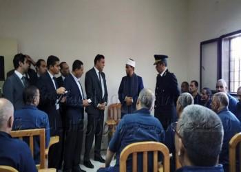 وسط انتقادات دولية.. داخلية مصر تنظم زيارة حقوقية جديدة للسجون