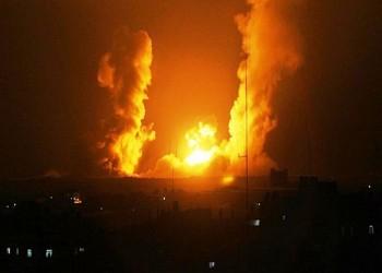 إسرائيل تقصف مواقع تابعة للجهاد الإسلامي بغزة