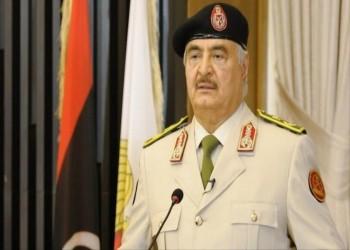 الخارجية الأمريكية تطالب حفتر بوقف الهجوم على طرابلس