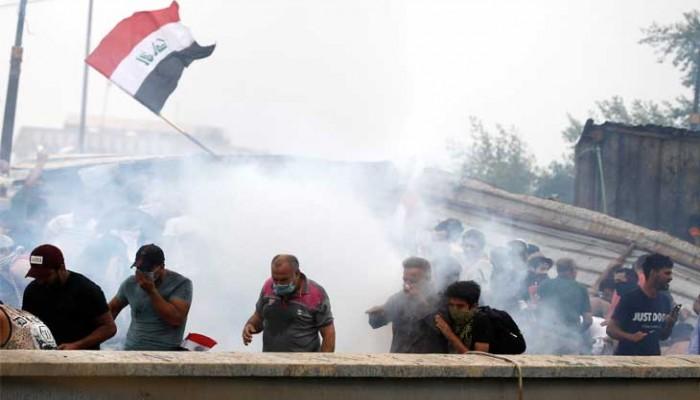 العراق يطلق سراح 1650 متظاهرا