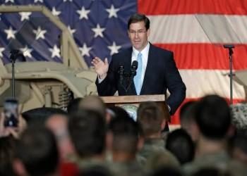 إسبر يطالب كوريا الجنوبية بدفع أموال أكثر للقوات الأمريكية