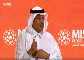 وزير الطاقة السعودي: سنستخرج النفط حتى آخر جزء من الكربون