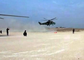 إنزال قوات روسية للسيطرة على قاعدة أمريكية سابقة بسوريا