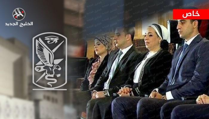 ترتيبات سيادية في مصر لإعادة صياغة دور محمود السيسي