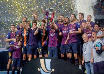 التلفزيون الإسباني يرفض إذاعة كأس السوبر بالسعودية