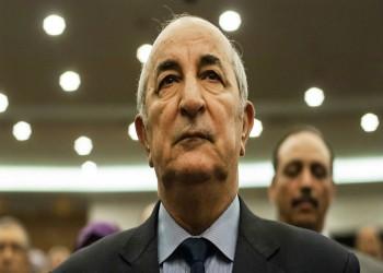 مرشح رئاسي جزائري يطالب فرنسا بوقف التدخل في شؤون بلاده