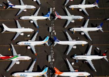 أزمة بوينج 737 ماكس تلقي بظلالها على معرض دبي للطيران