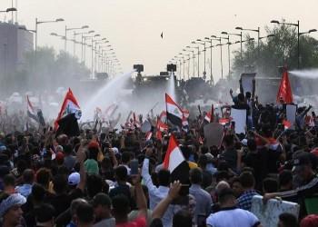 القوات العراقية تنسحب من ساحة الخلاني وجسر السنك