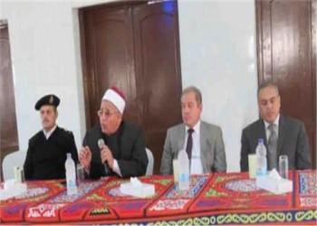 الشرطة المصرية تنظم ندوات تثقيفية لأئمة الأوقاف