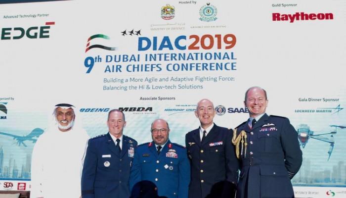 قائد القوات الجوية الأمريكية: قطر أفضل فرصة للدفاع عن الإمارات