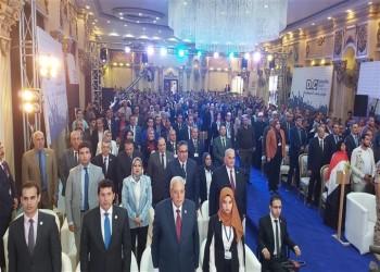 مصر.. أغنية نانسي عجرم بدلا من السلام الوطني بمؤتمر رسمي