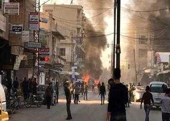 مقتل 18 بتفجير في الباب السورية.. وتركيا تتهم الأكراد