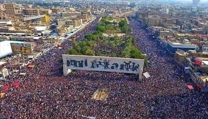 العراق.. بطولة المتظاهرين وخسائر المسؤولين