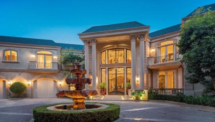 قصران لنجلي بارزاني في أمريكا بقيمة 47 مليون دولار