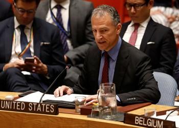 السفير الأمريكي الجديد لدى مصر يصل إلى القاهرة