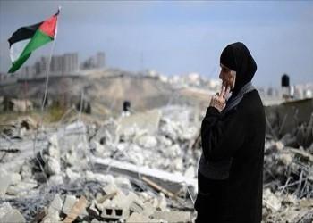 إسرائيل هدمت 140 منزلا فلسطينيا خلال 2019