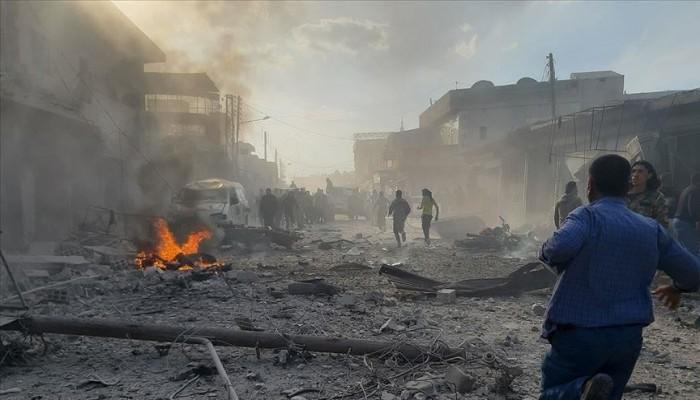 الاستخبارات التركية تعتقل مشتبها به بهجوم الباب السورية