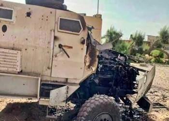 مقتل 4 عسكريين مصريين في هجوم مسلحين شمال سيناء
