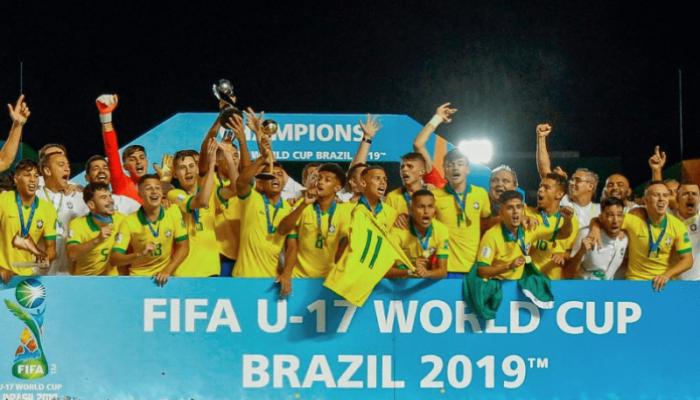 البرازيل تفوز بكأس العالم للناشئين على حساب المكسيك (فيديو)