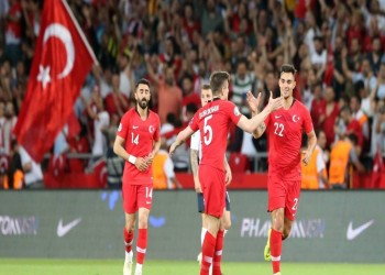 تركيا تفوز على أندورا في تصفيات يورو 2020