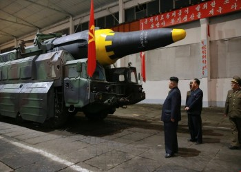 كوريا الشمالية: سلاحنا النووي ليس محل تفاوض مع أمريكا