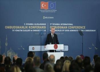 أردوغان: عرضوا علينا تقاسم النفط السوري فقلنا لهم همنا الإنسان