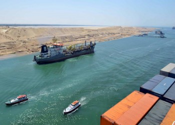 1.3 مليون سفينة عبرت قناة السويس منذ إنشائها