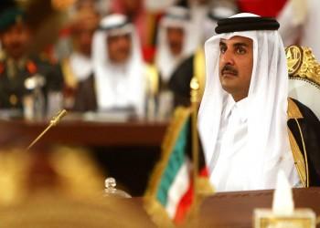 أمير قطر يعزي رئيس الإمارات في وفاة أخيه سلطان بن زايد