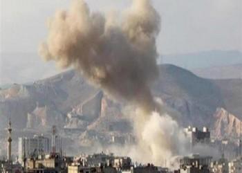 انفجارات قرب مطار دمشق.. وإسرائيل تعترض صواريخ مصدرها سوريا