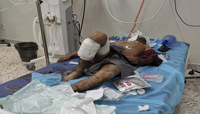 الوفاق الليبية: إصابة 13 مدنيا إثر قصف جوي لحفتر على مصراتة