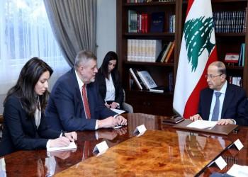 عون: الأوضاع الاقتصادية والمالية في لبنان يتم معالجتها تدريجيا