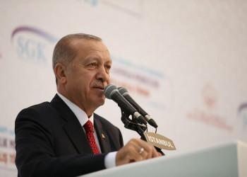 أردوغان: الدعم الأمريكي للميليشيات الكردية لن ينتهي فورا