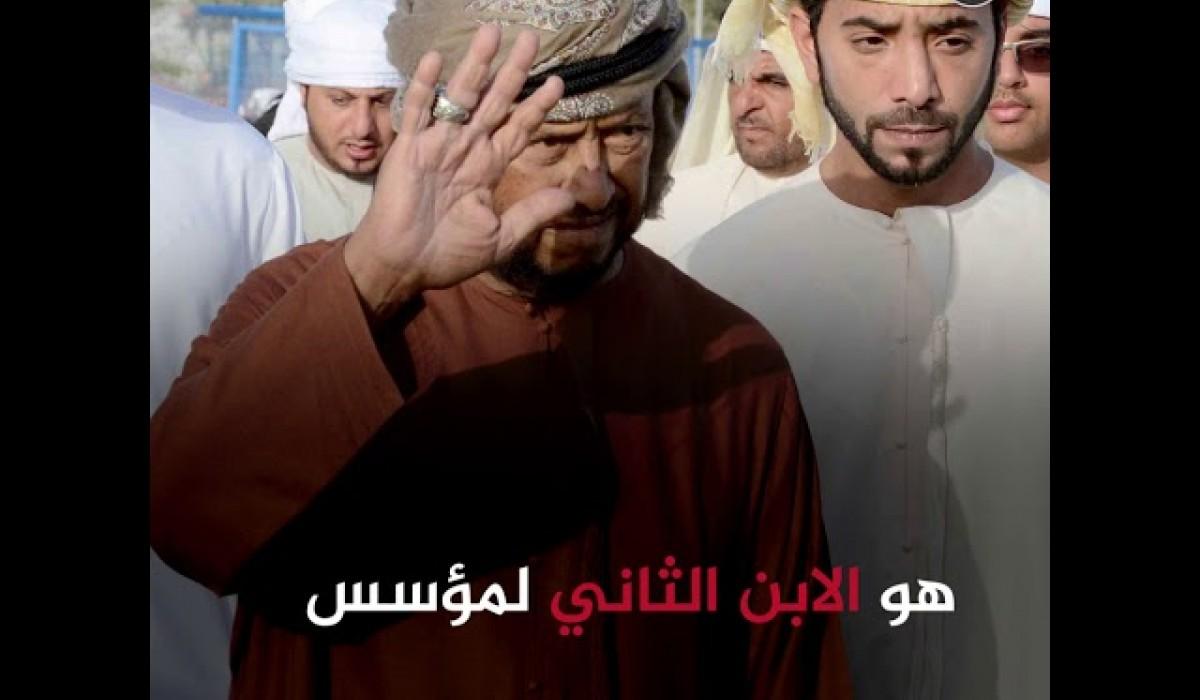 وفاة سلطان بن زايد