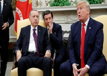 """أردوغان لترامب: سنبحث عن بدائل """"إف-35"""" ولن نترك """"إس-400"""""""