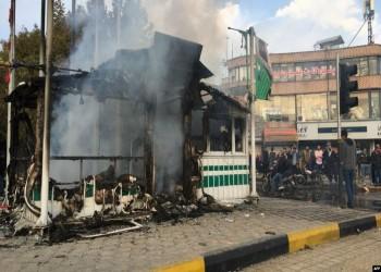 ستراتفور: إيران تكافح للسيطرة على مظاهرات الوقود حتى حين