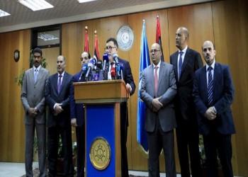 حكومة الوفاق تدعو مجلس الأمن لردع حفتر وقواته